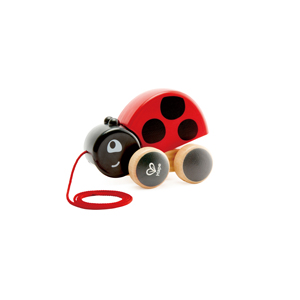 Ladybug Pull Along picture