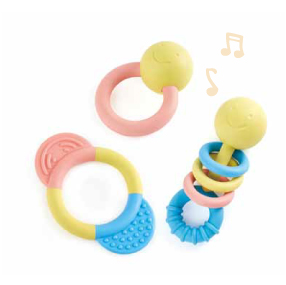 Rattle & Teether Collection picture