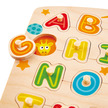 Alphabet Peg Puzzle - OUT OF STOCK additional picture 1