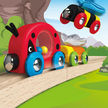 Lucky Ladybug and Friends Train additional picture 1