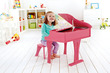 Hape Grand Piano Pink additional picture 1