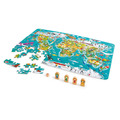 2-in-1 World Tour Puzzle & Game