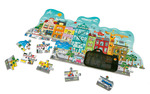 Animated City Puzzle - Out of Stock for 2021