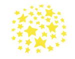 Glowing Stars Stickers