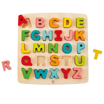 Chunky Alphabet Puzzle picture