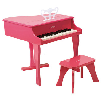 Hape Grand Piano Pink picture