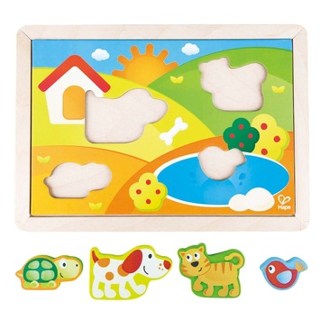 Sunny Valley Puzzle 3-in-1 picture