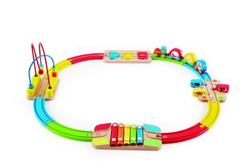 Musical Rainbow Railway picture