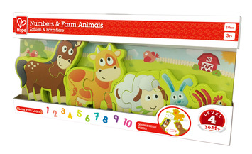 Numbers & Farm Animals picture