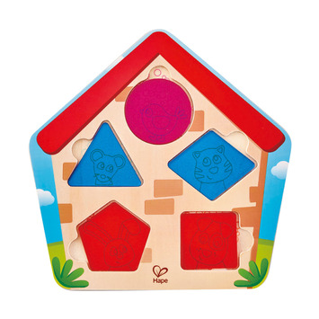 Who's In The House Puzzle picture