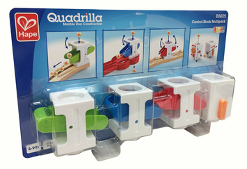 Quadrilla Control-Block Multipack picture