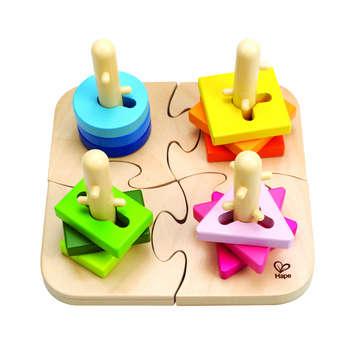Creative Peg Puzzle picture
