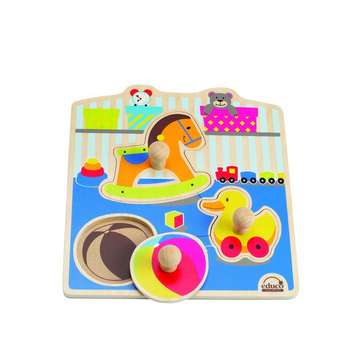 My Toys Knob Puzzle picture