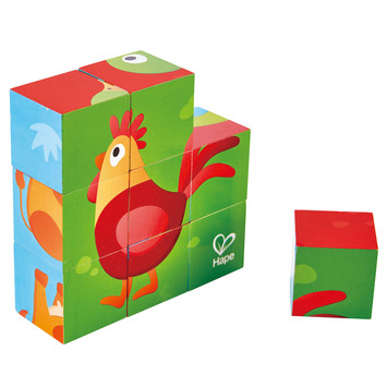 Farm Animal Block Puzzle - Out of Stock for 2021 picture
