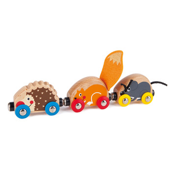Tactile Animal Train picture