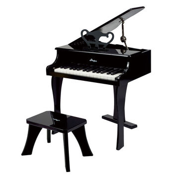 Happy Grand Piano, Black picture