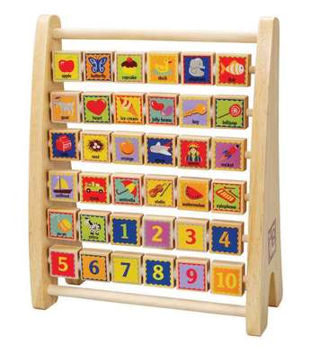 Alphabet Abacus picture
