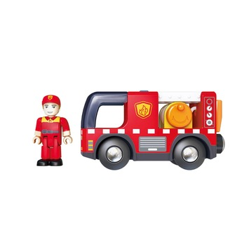 Fire Truck with Siren picture