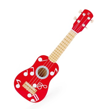 Red Rock Star Ukulele picture