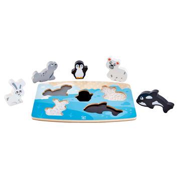 Polar Animal Tactile Puzzle picture