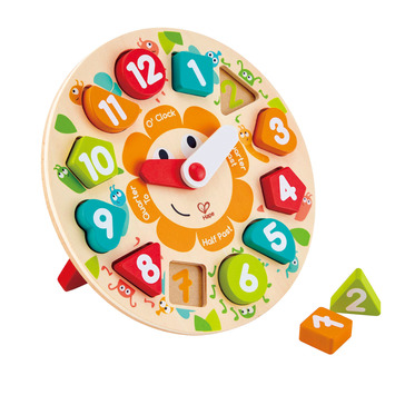 Chunky Clock Puzzle picture