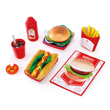 Fast Food Set picture
