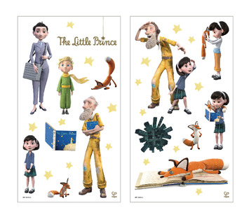 The Little Prince Wall Sticker picture