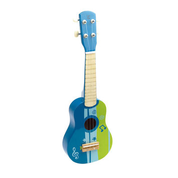 Ukulele, Blue picture