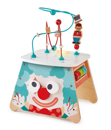 Light-Up Circus Activity Cube picture