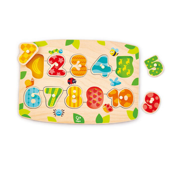 Number Peg Puzzle picture