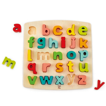Chunky Lowercase Puzzle picture