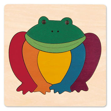 Rainbow Frog picture