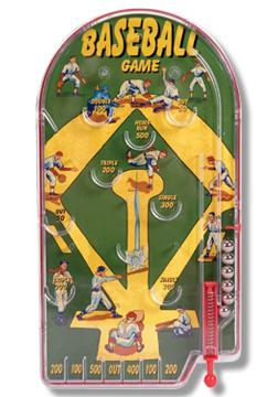 Homerun Pin Ball picture