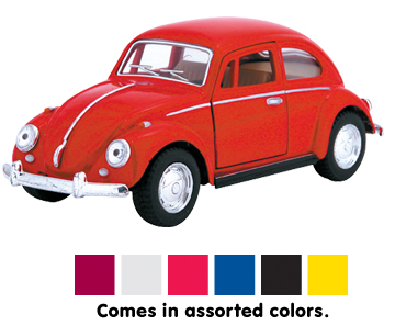 """Diecast Vw 5"""" Classic Beetle picture"""