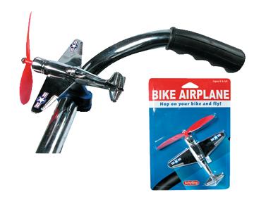 Bike Airplane picture