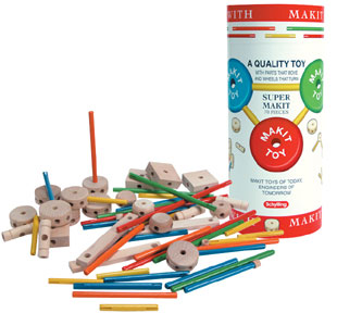 Makit Toy - 70Pcs. picture