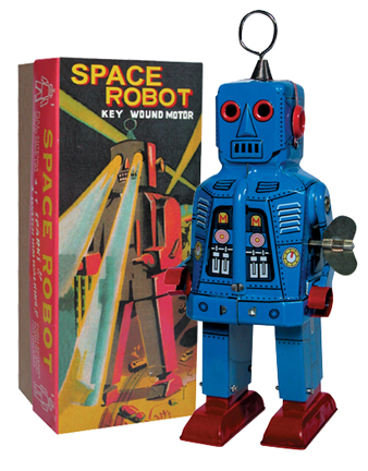 Space Robot picture
