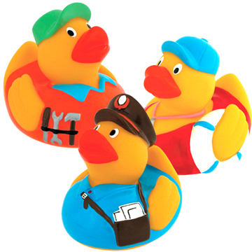 Rubber Duckies Occupational picture