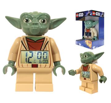 Lego Star Wars Yoda Clock picture