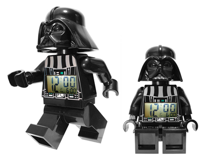 Lego Star Wars Darth Vader Clock picture