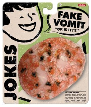 Jokes - Fake Vomit picture