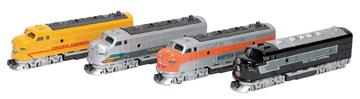 Die Cast Locomotives picture