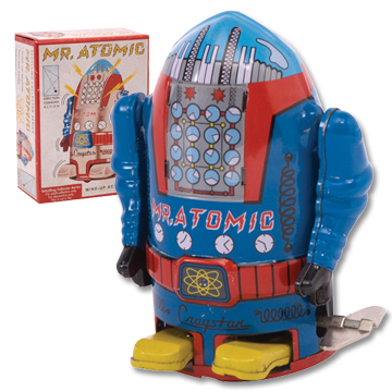 Mr. Atomic Robot picture