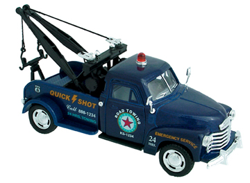 Die Cast 1953 Tow Truck picture