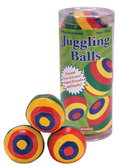 Juggling Balls Striped