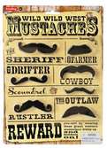 Western Mustaches