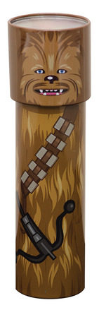 Chewbacca Kaleidoscope picture