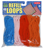 Loop Refill For Potholder Loom