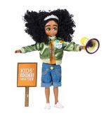 Kid Activist Lottie Doll