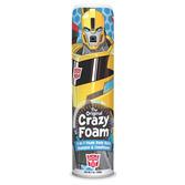 Transformers Bumblebee Crazy Foam
